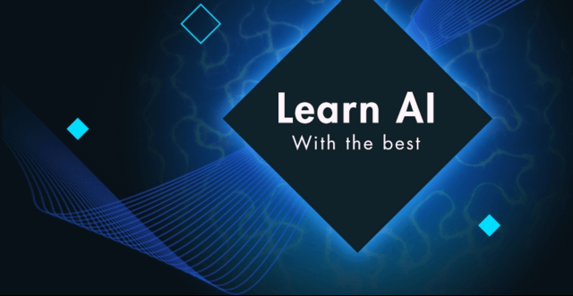 Learn Artificial Intelligence With The Best